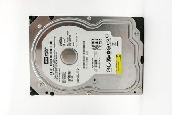 wd hard drive