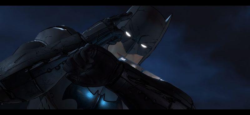 Telltale's Batman Series