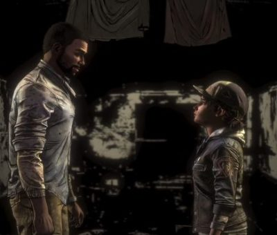 walking dead telltale