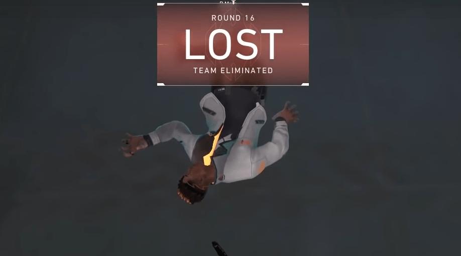 Valorant Dead